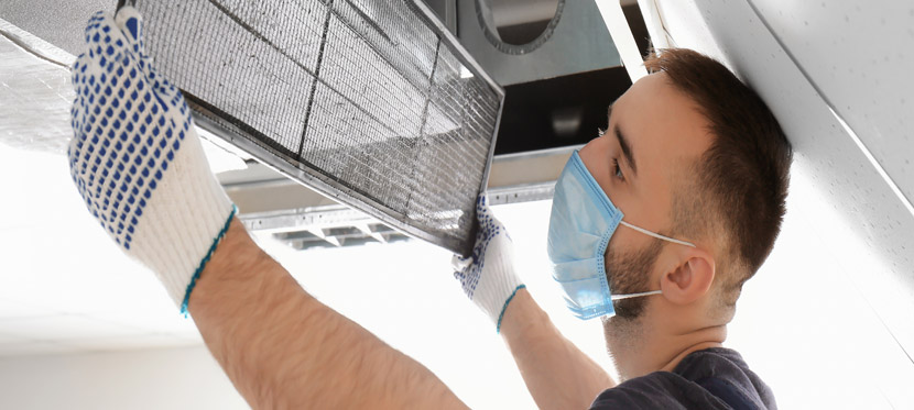 VHE Ventilation Hygiene Elite duct cleaning